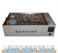 双列六孔水浴锅HHS-2-6操作方法,HHS-2-6双列六孔恒温水浴锅