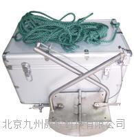 便携式抓斗式底泥采样器 JZ-60