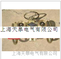 天皋电气接触线三轮调直器 天皋电气接触线三轮调直器