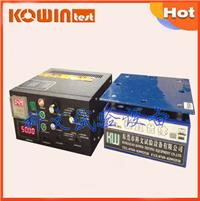 山東可程式垂直水平振動試驗臺 KW-ZD-20CS