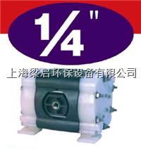 """美国ALL-FLO1/4""""塑料气动隔膜泵 1/4""""塑料气动隔膜泵"""
