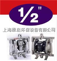 """美国ALL-FLO1/2""""金属气动隔膜泵 1/2""""金属气动隔膜泵"""