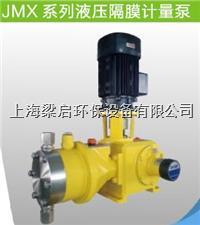 JMX系列液压隔膜计量泵、加药泵 JMX系列