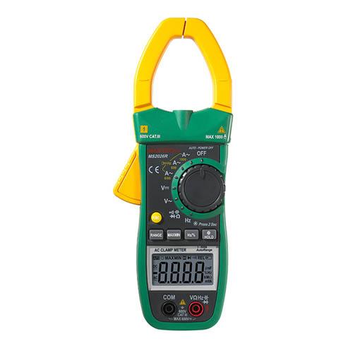 真有效值交流电流钳表 MS2026R