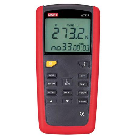 接触式测温仪 UT322