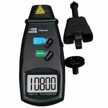 接触/非接触式转速表 DM6236P