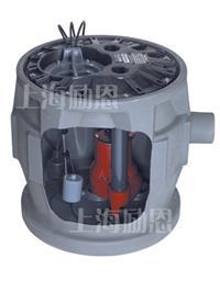 别墅地下室专用提升泵 地下室提升装置   美国利佰特P372LE52别墅专用污水提升装置  P372LE52
