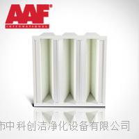 AAFVariCel® V 高风量扩展滤面的迷你褶皱过滤器