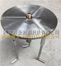 供应华南不锈钢三脚圆形强制对中基座不锈钢归心盘武汉三脚圆形对中基座