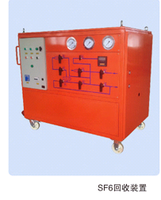 SF6气体回收重放装置 SG7Y-4-20型 SG7Y-4-20型