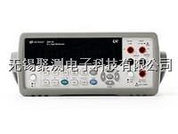 是德科技34411A臺式數字萬用表6位半顯示,Digital multimeter/Digitizer, 6.5 digit 34411A