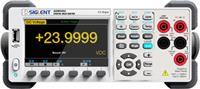 鼎陽3055A 數字表,具5?位雙顯示(240,000 Count),基本直流電壓測量準確度0.015% , *大10A直流電流測試量程  3055A