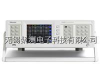 泰克PA4000功率分析儀,1-4 個輸入模塊,支持多種配置,測量精度高達0.04% (基本電壓和電流精度), PA4000