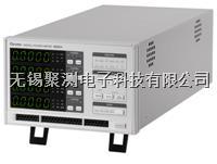 chroma 66204 數位式功率錶 (3ch),電壓檔位: 15/30/60/150/300/600Vrms 電流檔位: 0.005/0.02/0.05 chroma 66204