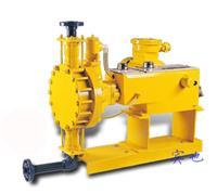 MBH系列高性能液压隔膜计量泵 MBH系列
