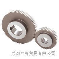 成都西野优势品牌日本KHK小原轮齿研磨正齿轮 MSG MSGA1.5-20