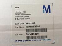 millipore过滤器MIHAWG250  MIHAWG250