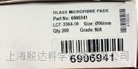 sartorius玻璃纤维滤膜6906941  6906941