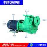 50FPZ-20型耐腐蚀塑料自吸离心泵 塑料自吸泵 直联自吸泵 耐腐蚀自吸泵 化工泵