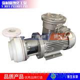 上海博生PF型强耐腐蚀聚丙烯离心泵 工程塑料泵 化工泵