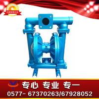 不锈钢特氟龙隔膜泵 QBY-P80