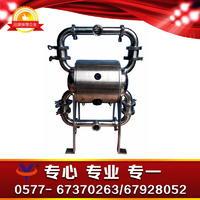乳剂卫生级输送泵 果粒饮料输送隔膜泵 食品级气动隔膜泵  YKQW