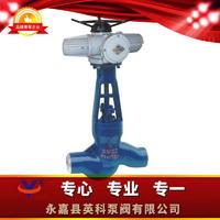 电动焊接截止 J961H