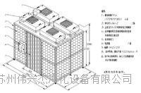 苏州伟兴杰微电子行业百级洁净工作棚/10级净化工作站 可定制