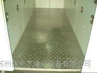 苏州伟兴杰平湖单人双吹风淋室,多人三吹风淋通道 1400x3000x2150