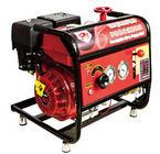 手抬机动消防泵组的组成及功能特点