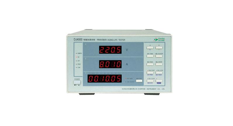 DJ4000 电脑加速老炼试验仪
