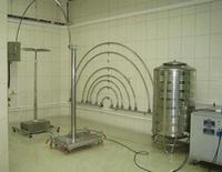 CK-9611PLC摆管淋雨试验装置