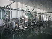 液態奶乳制品生產線