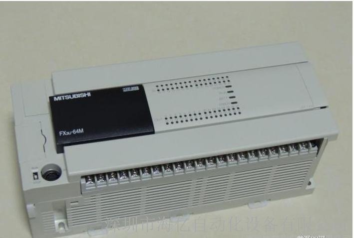 日本原装三菱plc fx3u-128mr-es/a 特价现货供应 fx3u