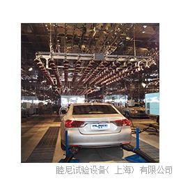 汽车整车VOC环境测试舱
