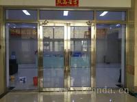 防火玻璃门隔断