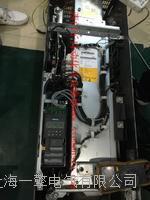 上海西门子MM440变频器上电无显示维修 6SE6440-2UD38-8FB1