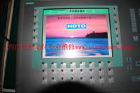 上海西门子(SIEMENS)MP277按键屏按键无反应维修 MP277