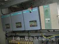 西门子6RA23报F16故障维修 6RA2385-6DV62-0 600A 25A