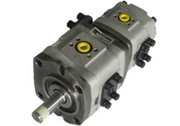NACHI不二越,IPH-3B-16-10,齿轮泵,NACHI齿轮泵 IPH-3B-16-10