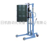 日本OPK欧琵凯油桶搬运车 油桶堆高车PL-H300-14 PL-H300-14