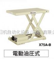 (原装进口BISHAMON)毘(毗)沙门电动油压式升降平台X050406A-B X050406A-B