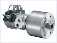 日本北川铁油缸KITAGAWA中实回转油压缸(附带传感器) Y2035RE