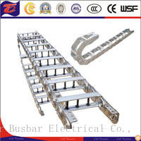 TL type steel towline is composed of chain plate ,and the support plate and pin TL65