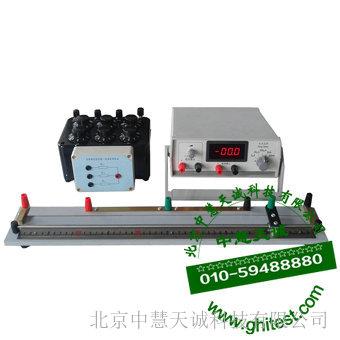 ttom-82惠斯登电桥测电阻实验装置 ttom-82