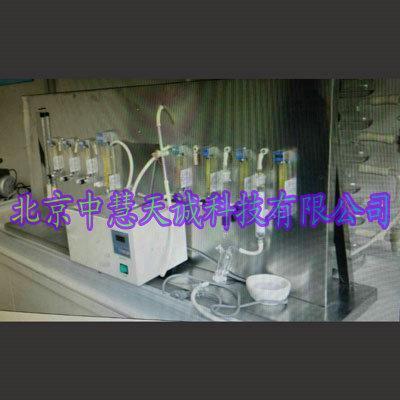 SKF-09活性炭苯蒸气氯乙烷蒸气防护时间测定仪|苯蒸汽防护时间测定仪