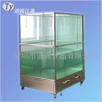 IPX7钢化玻璃结构浸水试验箱 IPX7