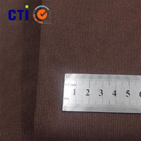 香港厂商现货供应18安士全棉染色帆布 粗珠帆布 箱包鞋帽帆布