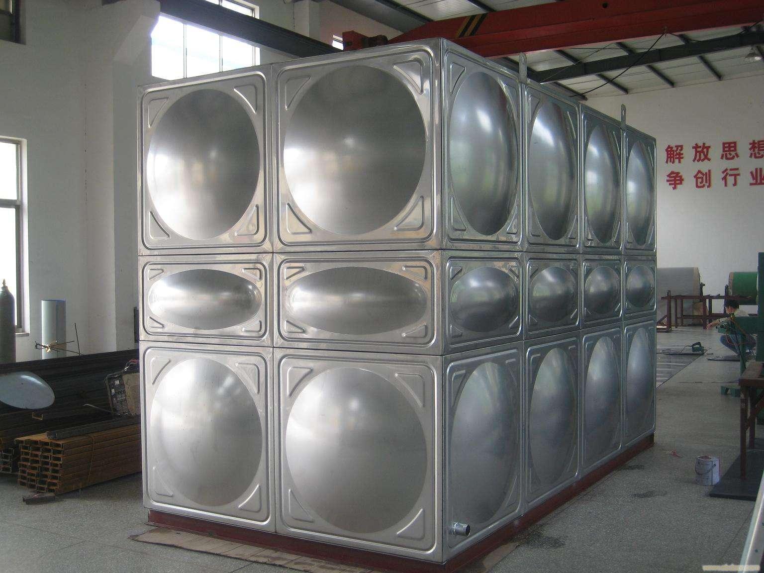 温州不锈钢水箱加工