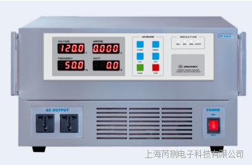 JJ99DD053D程控变频电源500W